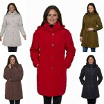 Womens winter coat
